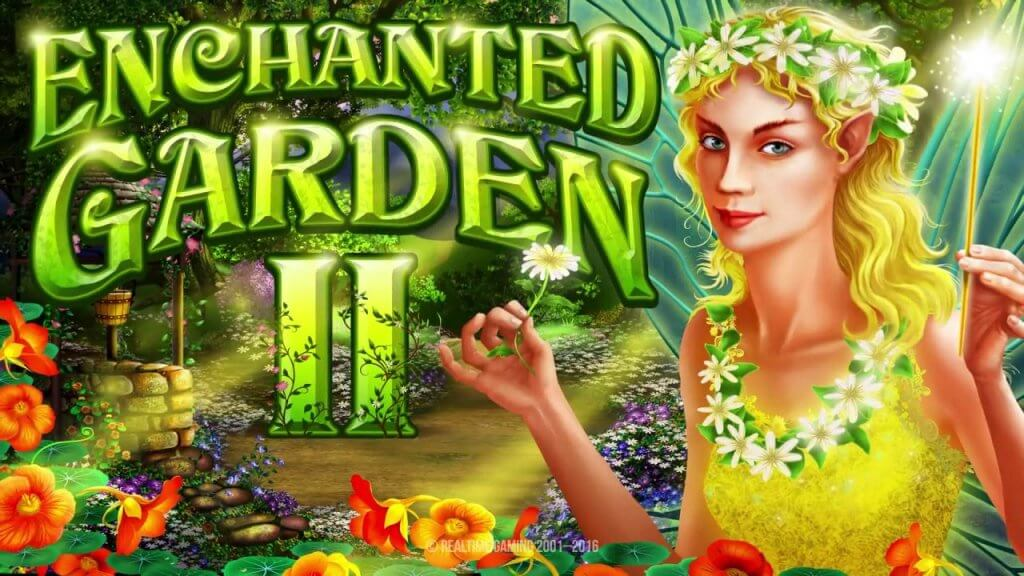 Enchanted Garden Online Slot Review for Players Online